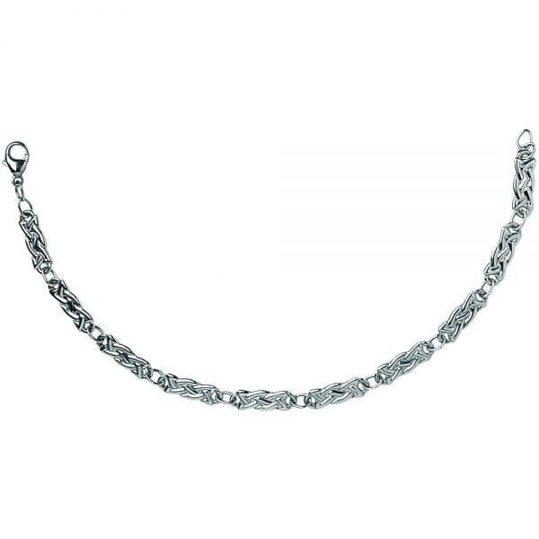 Silver Bracelet Celtic Link