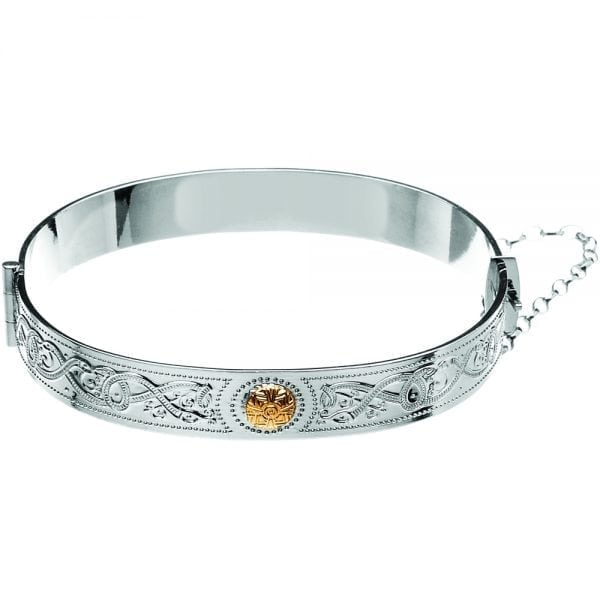 Original Celtic Warrior Shield Bangle