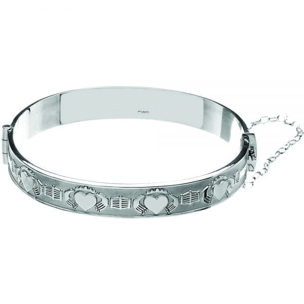 Mo Anam Cara & Claddagh Bangle