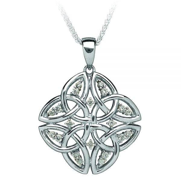 Tetrad Trinity Pendant