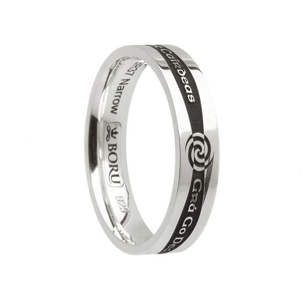 Promise Wedding Ring – Narrow