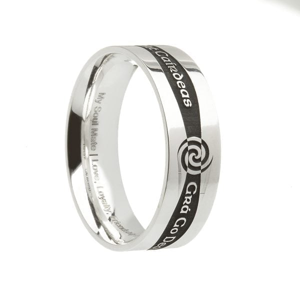 Promise Wedding Ring – Wide