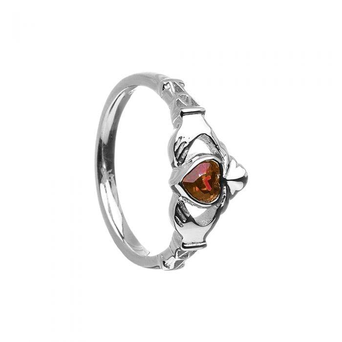 405eafeeab88b June Birthstone Ring - Alexandrite - Celtic Jewelry by Boru ®