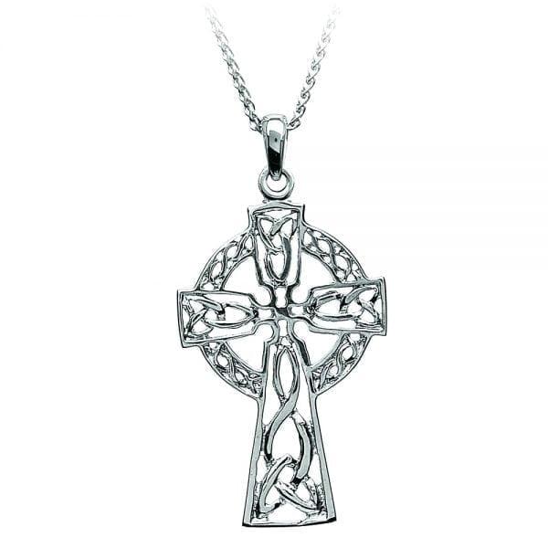 Filigree Celtic Cross – Large