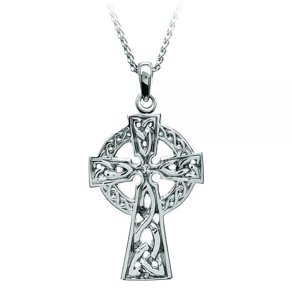Traditional Two Sided Celtic Cross – Very Large