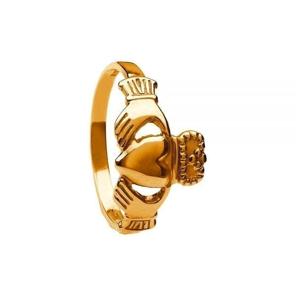 Ladies Traditional Claddagh Ring