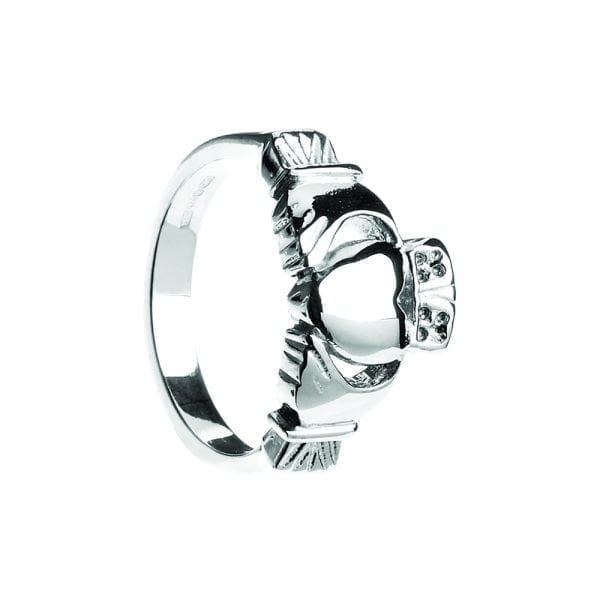 Traditional Gents Claddagh Ring