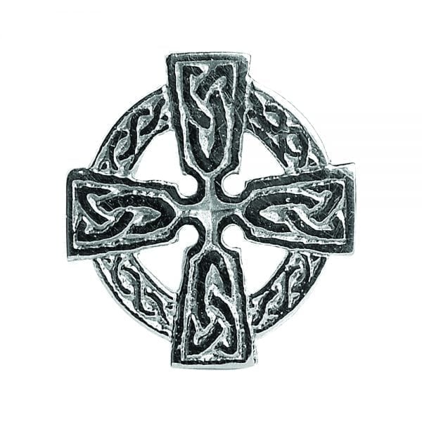 Celtic Cross Pin / Tie Tac