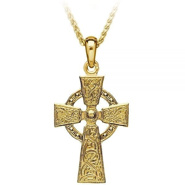 Celtic Warrior Cross