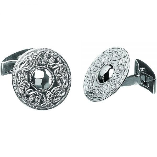 Celtic Warrior Medium Cufflinks