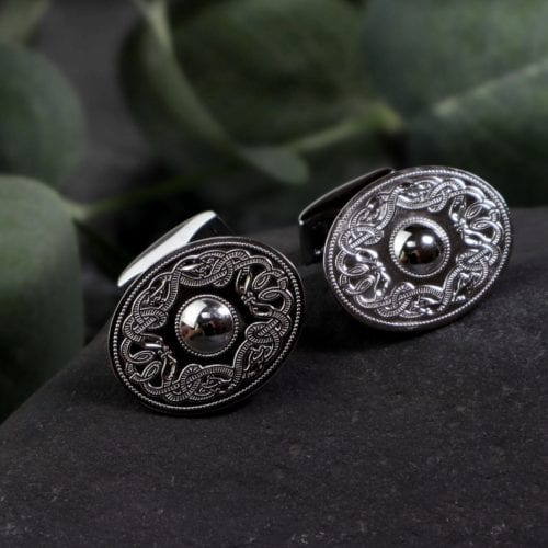 Celtic-Warrior-Cufflinks