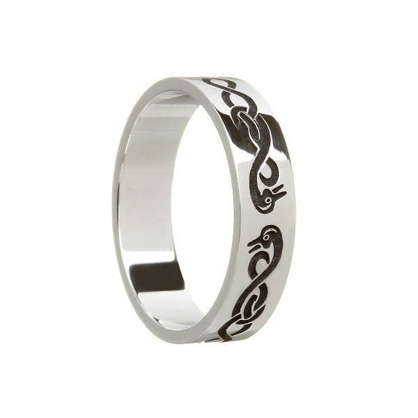 Ladies Le Cheile Wedding Ring