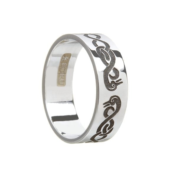 Gents Le Cheile Wedding Ring