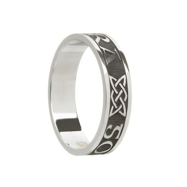 Ladies Gra Go Deo – Love Forever Wedding Ring