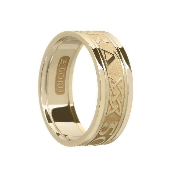 Ladies Gra Go Deo – Love Forever Ring with Trims