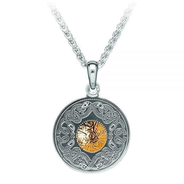 Medium Celtic Warrior Pendant