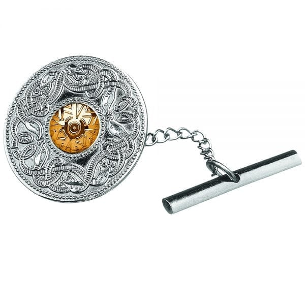 Small Celtic Warrior Tie Tac