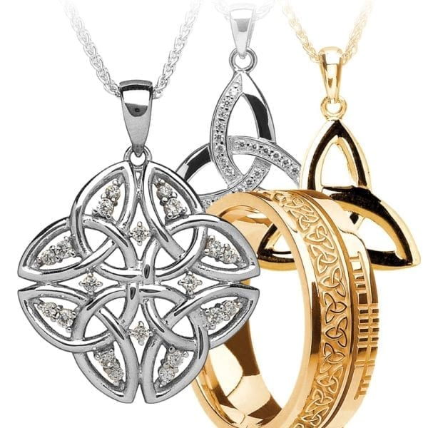 Celtic Jewelry Symbols