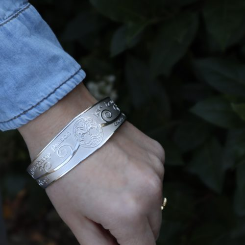 Tree of Life Cuff Bangle