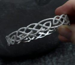 Stunning CZ Bracelet