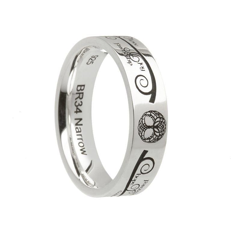 Tree of Life Ring - Boru Jewelry