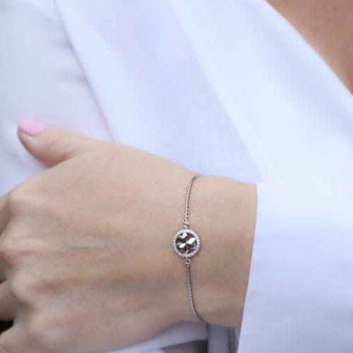 Shamrock Bracelet