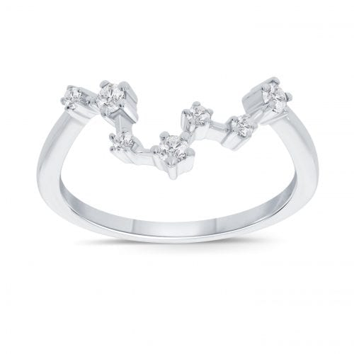 Pisces Constellation Ring